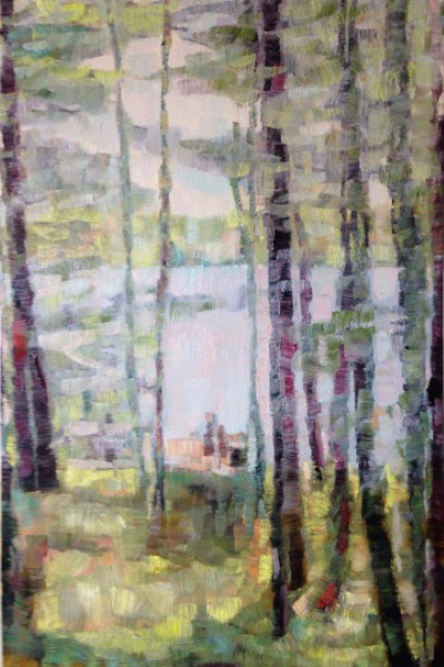 On the Dock, 36″x20″